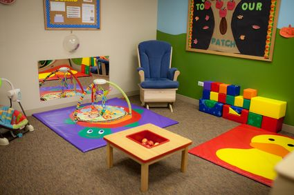 Child day care services